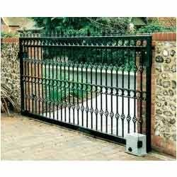 Metal Gates Remote Control Gates Manufacturer From Bengaluru