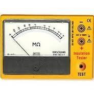 Meco Analog Insulation Megger Tester MC