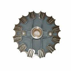 Mild Steel Low Pressure SIG Machine Timing Base Valve Fitting