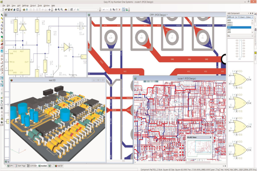 in the easy pc range of printed circuit board and schematic design rh instafollowersboost us