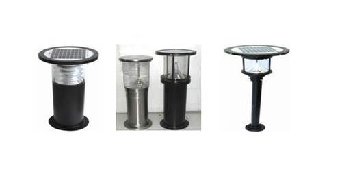 Waaree Garden Solar Bollard Light