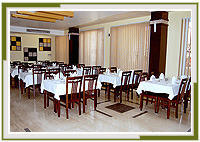 Vegetarian Restaurant Service