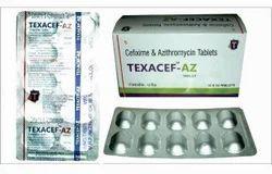 Cefixime & Azithromycin Tablets