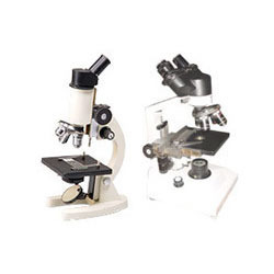 Student Inclined Microscope