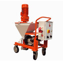 Gypsum Spraying Plastering Machine