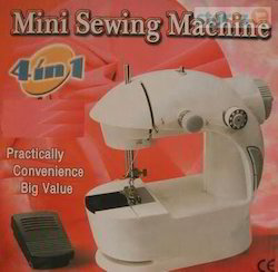 Automatic Mini Sewing Machine, Speed: 2000-3000 stitch/min