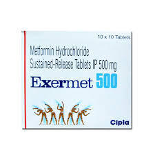 Exermet 500 Tablets