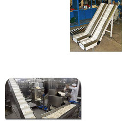 PVC Conveyor Belts for Food Industry