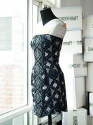 Silk Chiffon Dress