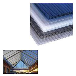 Multiwall Sheet for Ceiling