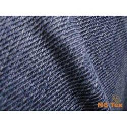 Sulphur Bottom Indigo Top Denim Fabric