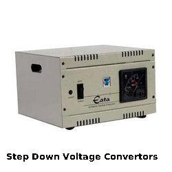 Step Down Voltage Converters