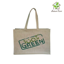 Jute Resuable Shopping Bag