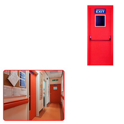 Fire Resistant Doors for Hospitals