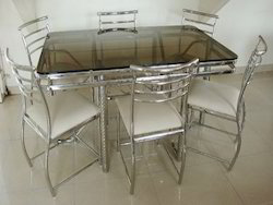 Great Stainless Steel Dining Tables Part 2