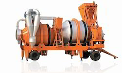 Movable Hot Asphalt Mixing Plant