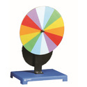 Newton's Colour Disc On Stand