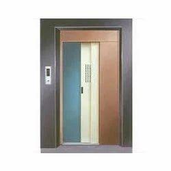 Telescopic Elevator Doors