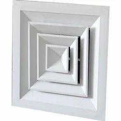 PVC Square Diffuser