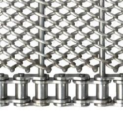 engineering series roller chain weave conveyor belts at rs. Black Bedroom Furniture Sets. Home Design Ideas