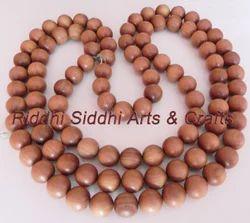 Sandalwood Necklace Japa Beads