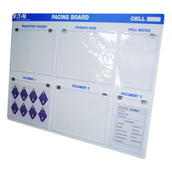 Clear Acrylic Chart Holder