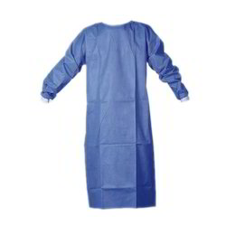 Wraparound Reinforced Surgical Gown