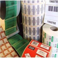 Colour Barcode Labels