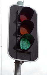 Automatic LED Traffic Signal