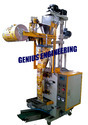 Pneumatic Type Packing Machine With Clutch Break Auger Filler