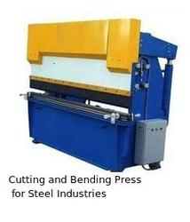 Cutting and Bending Press for Steel Industries