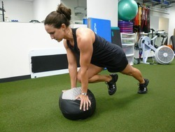 Medicine Balls Fitness Club