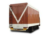 TATA 709 Container