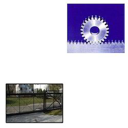 Gear Rack for Sliding Gate Operator