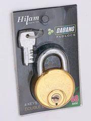 Dabang (Hardened) Dual locking