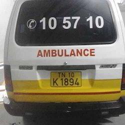 Ambulance Vehicle Graphic Service