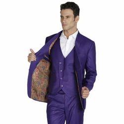 Party Purple Mens Suit