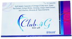 Club-4G Soft Gel CAP