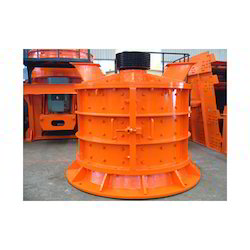 Electro Magnetic Industries Vertical Compound Crusher, Ac Motor
