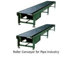 Roller Conveyor for Pipe Industry
