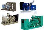 Air Cooling Kirloskar Generator Sets, 220V, Electric