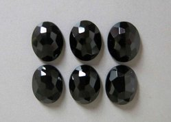 Black Onyx Faceted