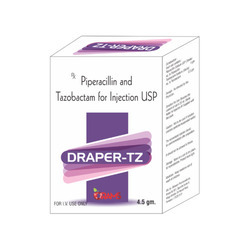 Piperacillin with Tazobactum Injection