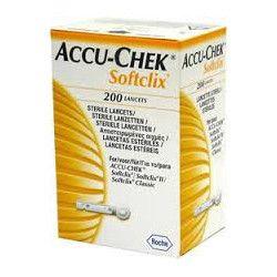 Accuchek Softclix Lancet