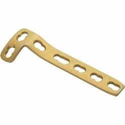 L Buttress Locking Plate