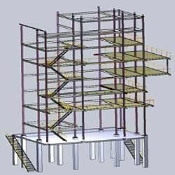 Structural CAD Drafting Service