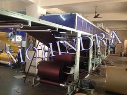 Fluorescent Paper Machine