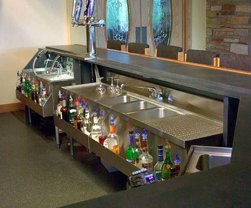 Bar Counter Designing