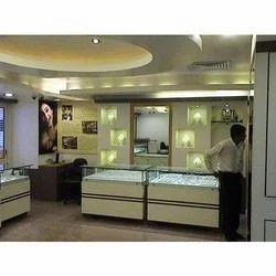 Shop Interior Designing Service