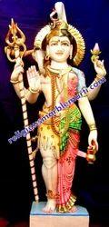 Religious Shiva Marble Idols